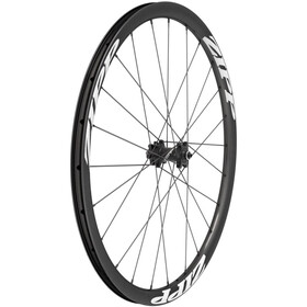 Zipp 202 Firecrest Tubeless Disc Front Wheel, black